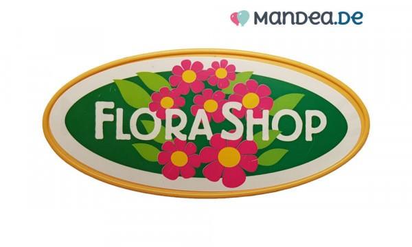 PLAYMOBIL® Schild Flora Shop 30250630 Blumenladen