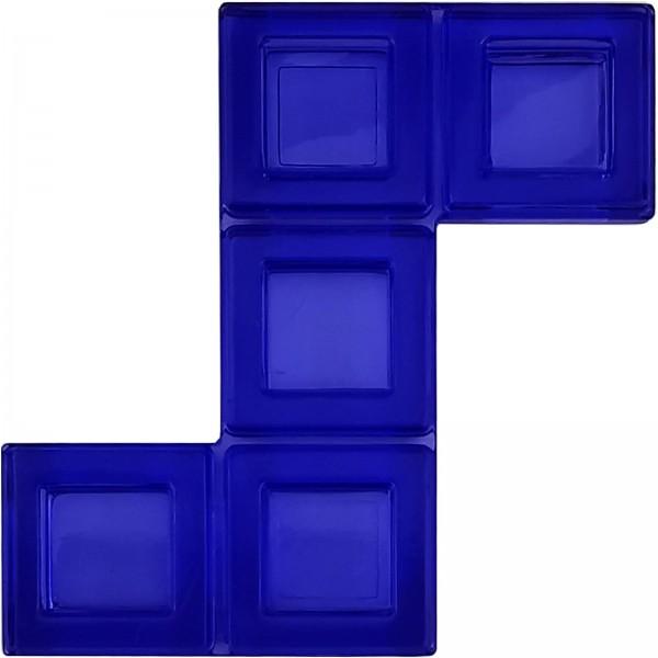 Blokus® Plättchen blau Variante 17