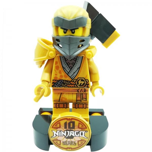 LEGO® Ninjago® Cole Legacy goldene Figur