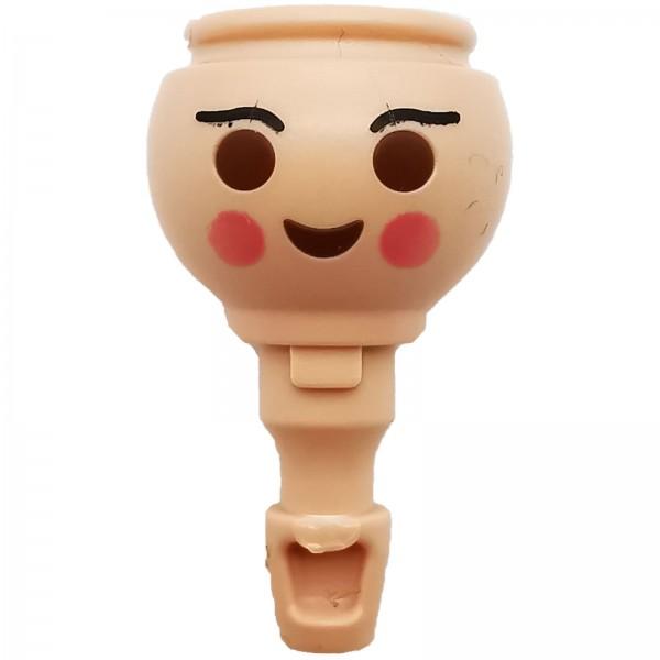 PLAYMOBIL® Kopf weiblich mit Lächeln