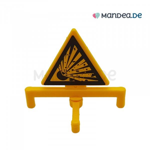 PLAYMOBIL® Warndreieck Sprengung 30611810