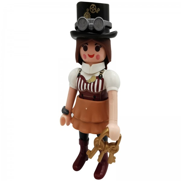Playmobil Figures Serie 16 Zeitreisende k70160g