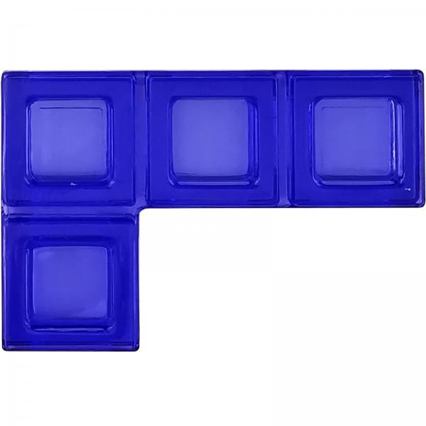 Blokus® Plättchen blau Variante 18
