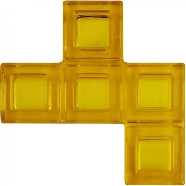 Blokus® Plättchen gelb Variante 16