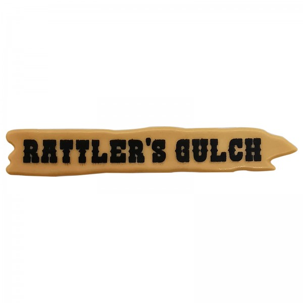 PLAYMOBIL® Rattlers Gulch Schild 30629026