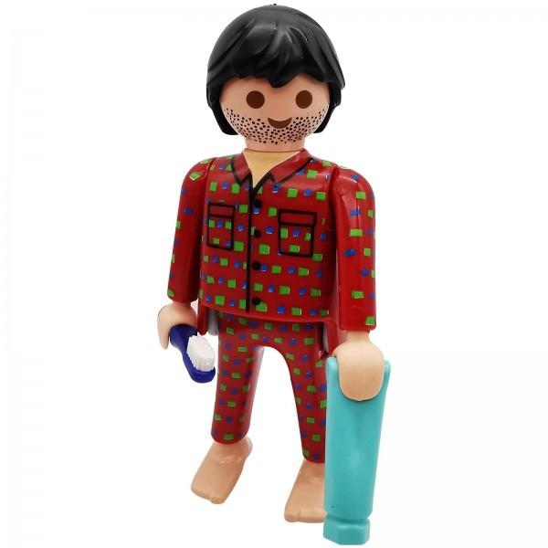 Playmobil Figures Serie 6 Mann im Schlafanzug k5458l