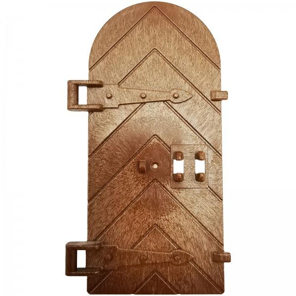 PLAYMOBIL® Burg Tür braun 30272200