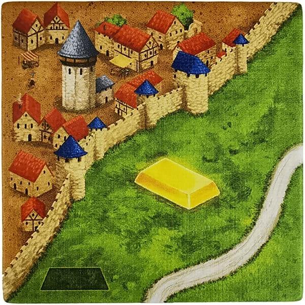 Carcassonne - Die Goldminen GoldB