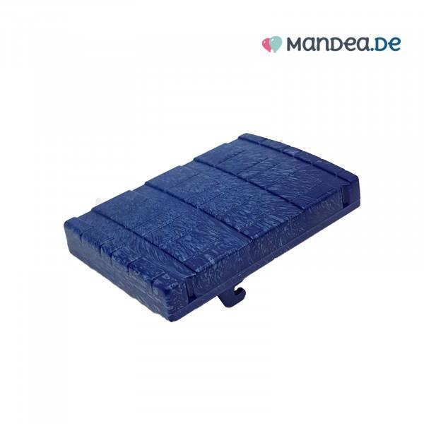 PLAYMOBIL® Schatztruhe Oberteil blau 30677422