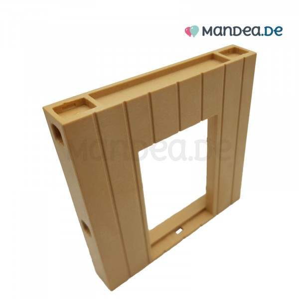 PLAYMOBIL® Holzwand mit Tür 30027612
