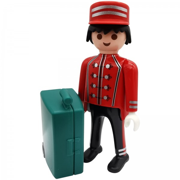 Playmobil Figures Serie 16 Hotelpage k70159k