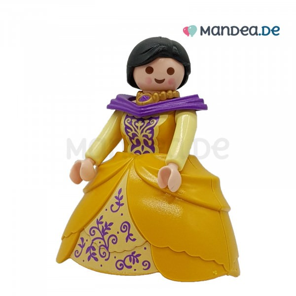 PLAYMOBIL® Frau mit langem gelben Kleid