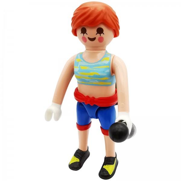 Playmobil Figures Serie 18 Fitnesstrainerin k70370e