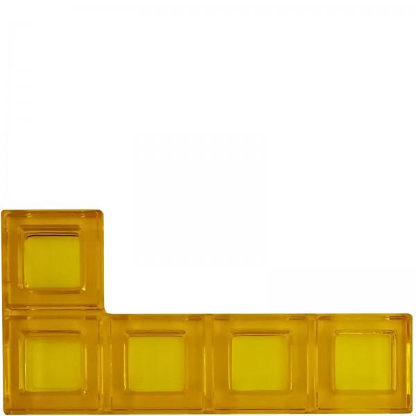 Blokus® Plättchen gelb Variante 20