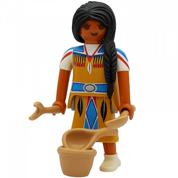 PLAYMOBIL® Figures Serie 12 Indianerin k9242d