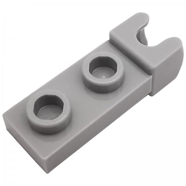 LEGO® Modifizierter Platte 1 x 2 light bluish grey 6043639