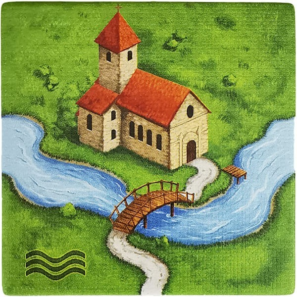 Carcassonne Der Fluss