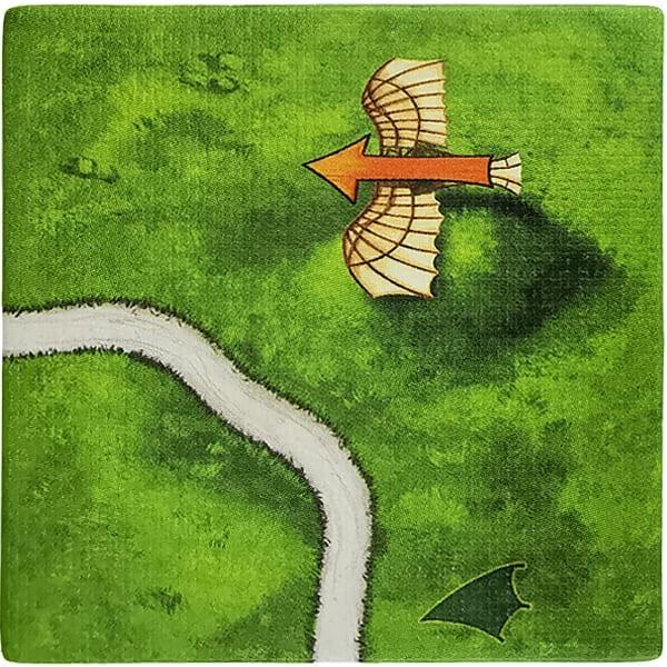 Carcassonne - Die Fluggeräte FlugA