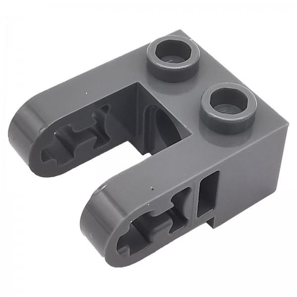 LEGO® Technik Stein 1 x 2 dark bluish grey 4547958