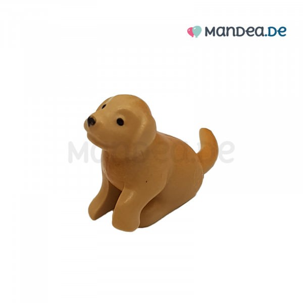 PLAYMOBIL® Golden Retriever Welpe sitzend 30638953