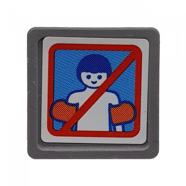PLAYMOBIL® Schild 30827603 nicht Schwimmen
