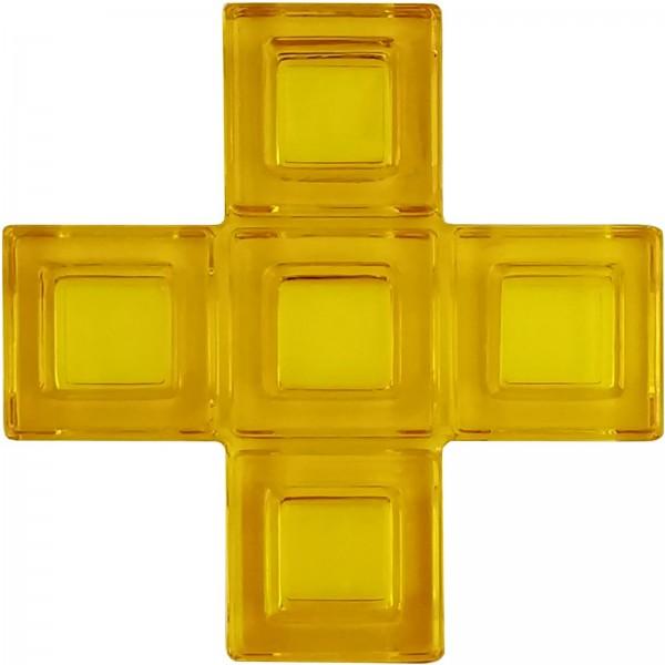 Blokus® Plättchen gelb Variante 12