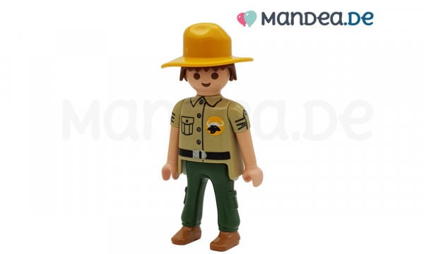 PLAYMOBIL® Safari Guide mit gelben Hut