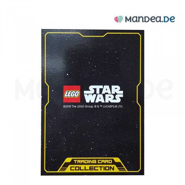 Lego Star Wars Trading Card Serie 1 Rückseite
