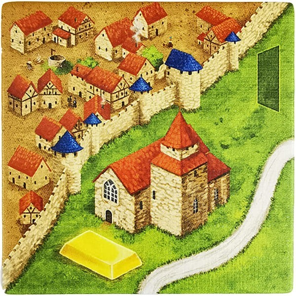 Carcassonne - Die Goldminen GoldC