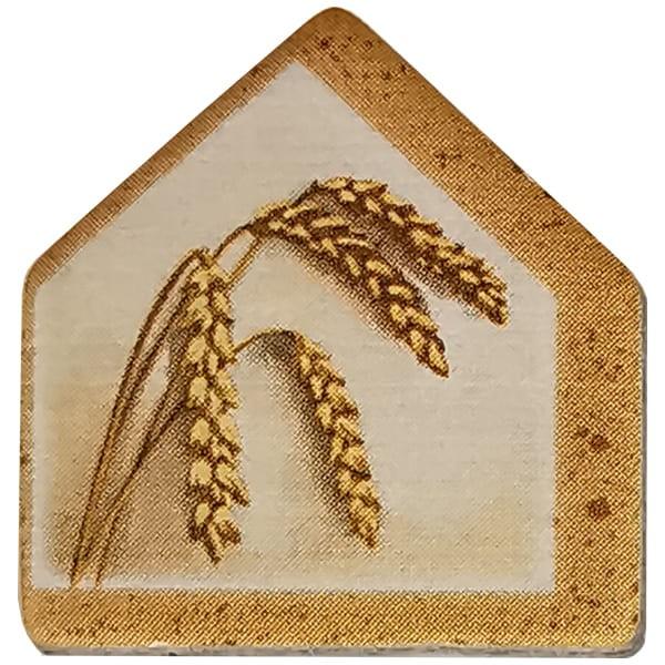 Carcassonne - Händler und Baumeister Warenplättchen Getreide