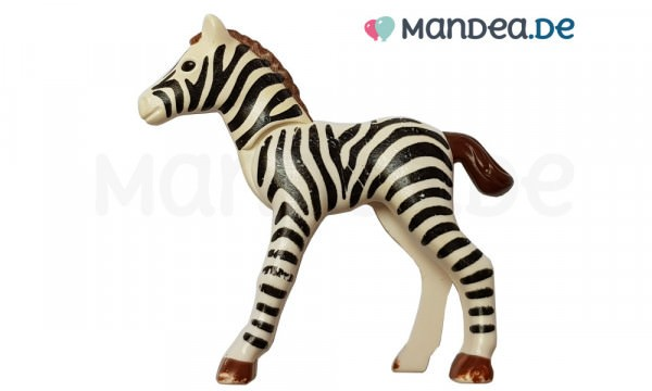 PLAYMOBIL® Zebra Fohlen 30626603