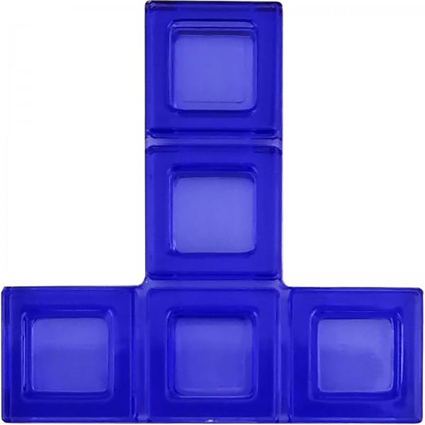 Blokus® Plättchen blau Variante 11