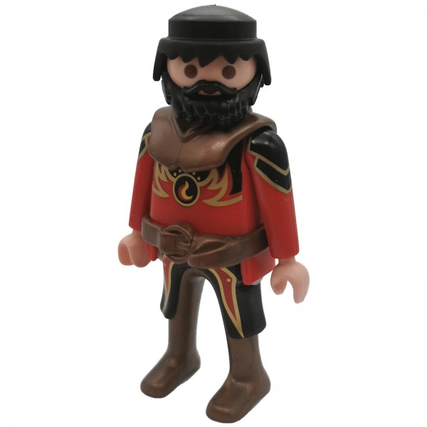 PLAYMOBIL® 9837 Burnham Raiders Hauptmann k9837a