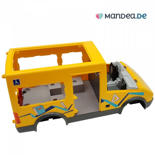 PLAYMOBIL® 9419 Schulbuss Chassis