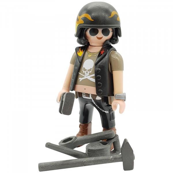 PLAYMOBIL® Figures Serie 13 Biker Motorradfahrer k9332f