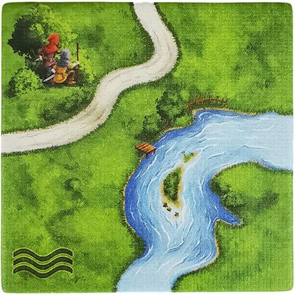 Carcassonne - Der Fluss Plättchen BB6F9