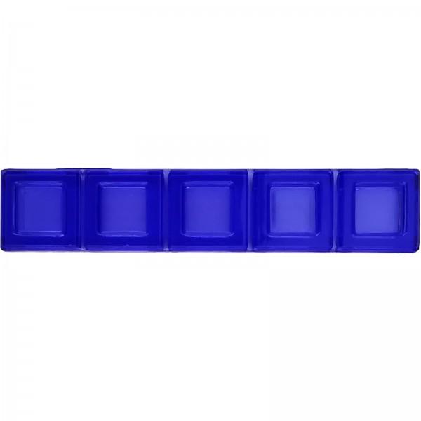 Blokus® Plättchen blau Variante 5