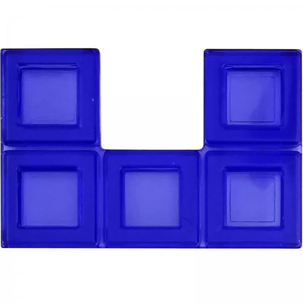 Blokus® Plättchen blau Variante 15