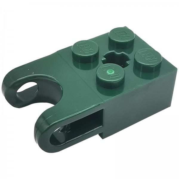 LEGO® Technik Stein 2 x 2 dunkelgrün 6172458