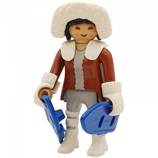 PLAYMOBIL® Figures Serie 10 Eskimo / Inuit k6841g