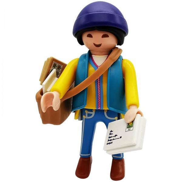 Playmobil Figures Serie 18 Briefträgerin k70370k
