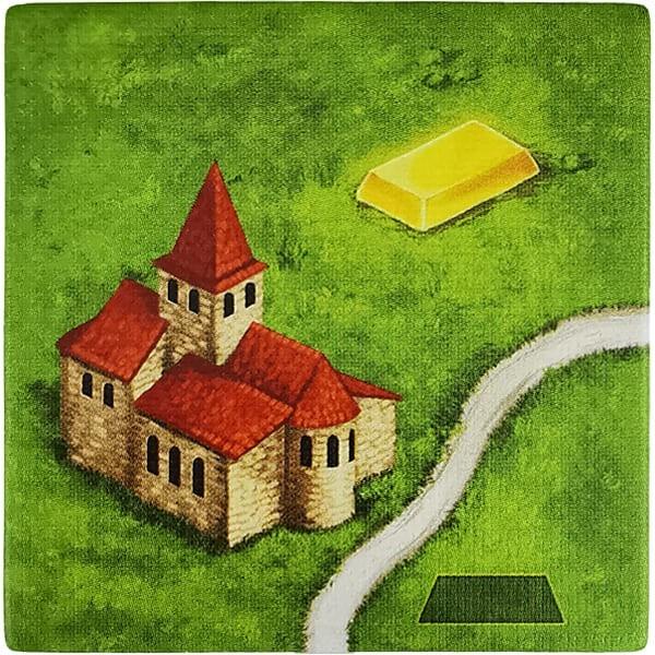 Carcassonne - Die Goldminen GoldH