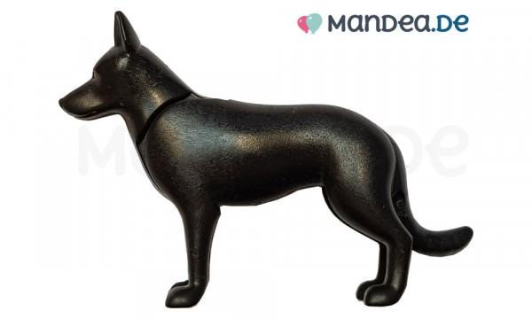 PLAYMOBIL® Schäferhund schwarz stehend