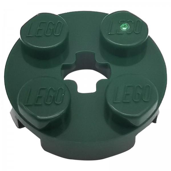 LEGO® Rundplatte 2 x 2 dunkelgrün 6035029