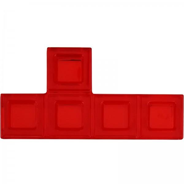 Blokus® Plättchen rot Variante 14