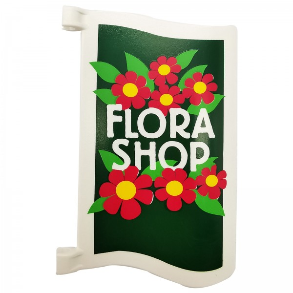 PLAYMOBIL® Fahne Flora Shop 30625952
