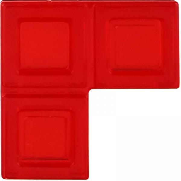 Blokus® Plättchen rot Variante 6