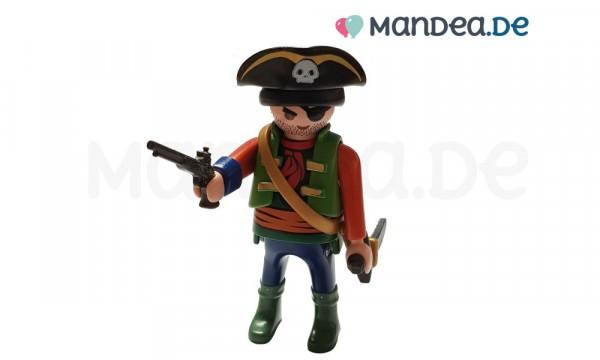 PLAYMOBIL® Pirat mit Waffe und Säbel
