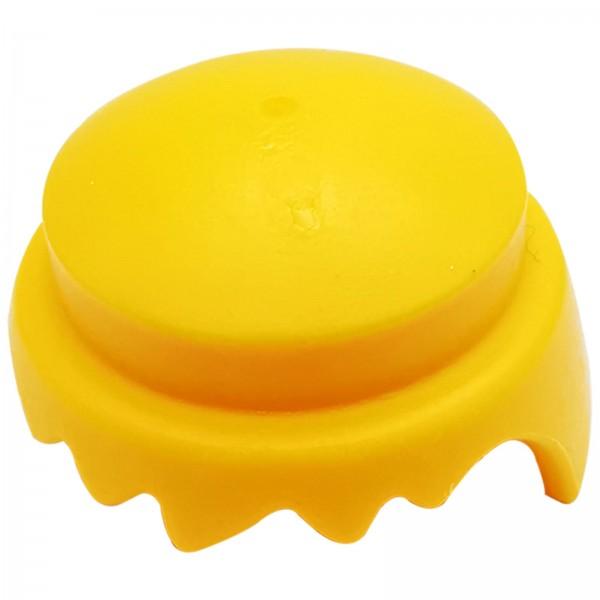 PLAYMOBIL® Haare gelb mit gezackten Pony