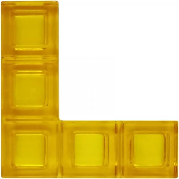 Blokus® Plättchen gelb Variante 19